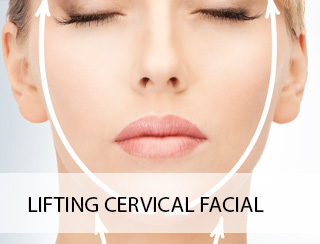 Lifting cervical Facial